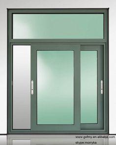 aluminum sliding window www.gxfmy.en.alibaba.com skype:morryka