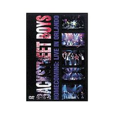 I STILL OWN THIS DVD Backstreet Boys - Homecoming - Live in Orlando - Backstreet Boys