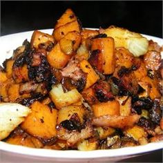 Sweet Potato and Fennel Hash - Allrecipes.com