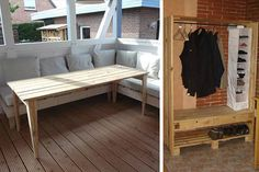 Landlust - recycled pallets