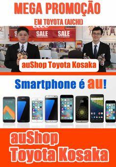 Nos dias 22 e 23 de outubro, a auShop Toyota Kosaka realizará um grande evento promocional e todos que vierem à loja ganharam brindes! Não perca!