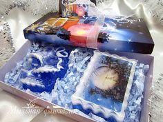 Мыло ручной работы подарок к Новому году Одесса Украина