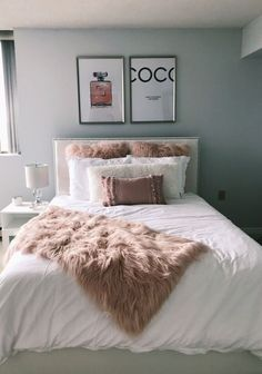 30 Pink Apartment Bedroom Room Decor Ideas You Must Try Pink Apartment Sc. - 30 Pink Apartment Bedroom Room Decor Ideas You Must Try Pink Apartment Schlafzimmer Ideen - Bedroom Apartment, Room Decor Bedroom, Lights Bedroom, Cozy Bedroom, Bedroom Inspo, White Bedroom, Master Bedroom, Ikea Bedroom, Bedroom Furniture