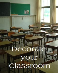 Decorate Your Spanish Classroom Whole website has lots of non-decorating ideas too.