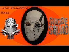 Casting A Latex Deadshot Mask For NY Comic-Con 2016 - Video --> http://www.comics2film.com/casting-a-latex-deadshot-mask-for-ny-comic-con-2016/  #Comic-Con