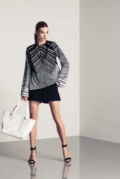 Halston Heritage | Spring 2015 Ready-to-Wear Collection | Style.com