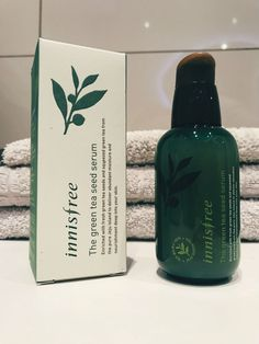 One of the best hydrating serums out there. Works for all skin types and is a best seller for a reason. Read more about this korean skincare staple on Best Hydrating Serum, Innisfree Skincare, Skin Tags On Face, Korean Skincare Routine, Perfume, Image Skincare, Skin Care Remedies, I Love Makeup, Anti Aging Skin Care