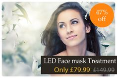 http://neoffers.co.uk/products/led-facemask-treatment-newcastle-upon-tyne  #Beauty #Facemask #Newcastle #Newcastleupontyne #NE1
