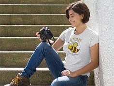 Smash Vintage Classic Bee Women's Soft T-Shirt