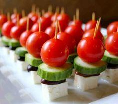 #Bite size #salad