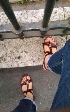 men sandals :-) …