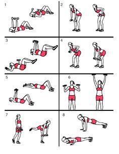 ejercicios senos firmes rutina