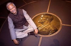 Muhammad Yunus, considered by some as the Father of Social Entrepreneurship. He created the field of microfinance and brought worldwide attention to the notion of social entrepreneurship: the process of achieving social change by applying many of the tools of business entrepreneurship. Founder of the Grameen Bank and Nobel Peace Prize winner.