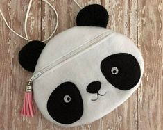 Boutique Clothing, Accessories and Imaginative Play by thomaspark Animal Bag, Diy Animal Purse, Kids Purse, Tiny Treasures, Kids Bags, Felt Crafts, Diy For Kids, Purses And Bags, Little Girls