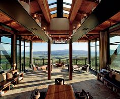 Wine Tasting room in Napa Valley...nice!