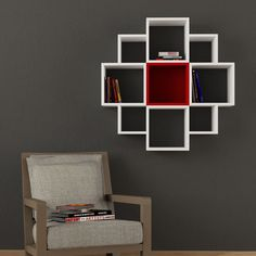 Fiore Wall Shelf – Wondrous Furniture