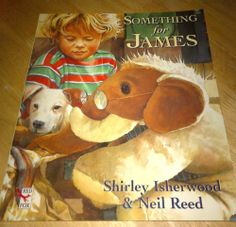 Something For James, Pictures by Neil Reed