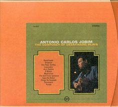 """Antonio Carlos Jobim's """"The Composer of Desafinado, Plays"""" album #NowPlaying #Jazz #BossaNova"""