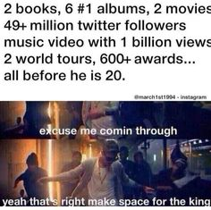 The king everyone