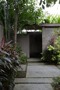 Entrance @ Elysian, Bali.