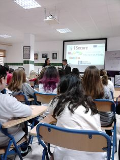 "On 7th April, it was held the conference ""Internet and Social Networks for Employability"" at Secondary School Juan Ramón Jiménez in Moguer (Huelva)."