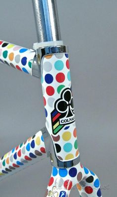 Colnago Futura 2000 Master Pista the 3C's of cycling: colnago, cinelli, campagnolo