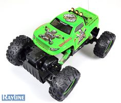 RC Auto Rock Crowler 757-4WD05 Offroad Monster Truck 1:12