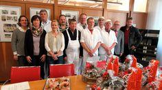 Adler gratuliert Mitarbeitern zu langjähriger Betriebszugehörigkeit