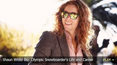 Shaun White Biography: Olympic Snowboarder's Life and Career