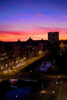 Malmö City after Sunset I | Flickr - Photo Sharing!