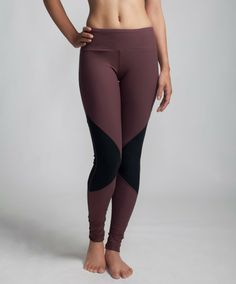 We don't mind meeting friends post-workout in these cute dancer leggings.