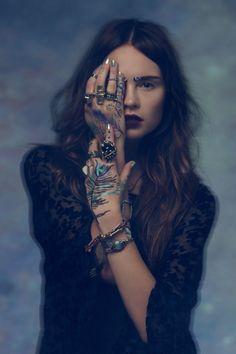 Boho, Bohemian, Gypsy, Hippie, Jewellery, Aztec, Tribal, Kilim Style, fashion, look