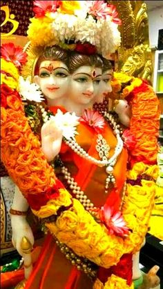 Swami Samarth, Ganesh Images, Radhe Krishna, Believe In God, Festival Decorations, Lord Shiva, Gods And Goddesses, Ganesha, Cute Wallpapers