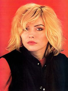 "blondie "" Debbie Harry """