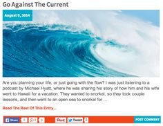 Go Against The Current: http://katielendel.com/go-current/