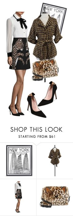 """""""bag"""" by masayuki4499 ❤ liked on Polyvore featuring Stephenson and Kate Spade"""