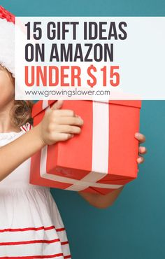 Get the best deals on Amazon without leaving the house. Avoid the crowds, plus every item listed is eligible for free shipping and is under $15! Finish off your Christmas shopping with these gift ideas on Amazon under $15 for men, women, and kids.