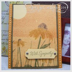 Please check the full details and more photos on my blog: http://wahoohaven.blogspot.com/2011/09/brayered-sympathy.html Thanks for looking! Spicey Cat Chick