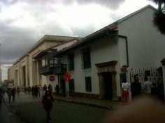 Palacio de Justicia y Museo de la Independencia, antigua Casa del Florero, Bogotá.
