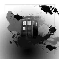 Doctor who graphic art....cool :) by omlpatches.com