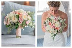 St. Regis Washington DC Wedding Holly Heider Chapple Bouquets