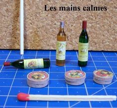 how to: wine bottles