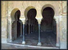 Palacio de Abd al-Rahman III salón rico