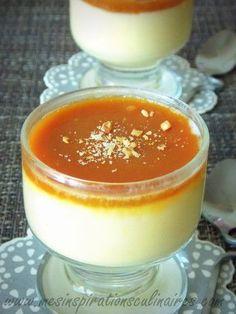 Crème au caramel beurre salé de Christophe Michalak | Le Blog cuisine de Samar:
