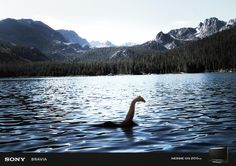 Sony: Nessie | Ads of the World™