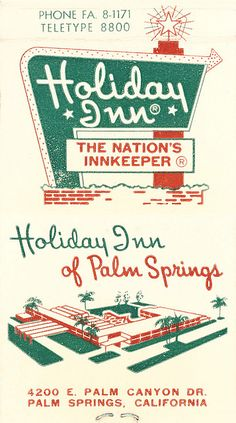 Holiday Inn by jericl cat, via Flickr