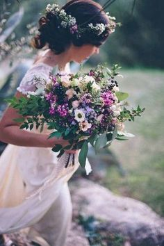 18 wedding bouquets not just for the country wedding 15