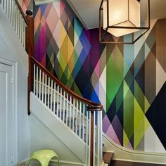 Modern Tree Wallpaper Design Ideas, Pictures, Remodel, and Decor - page 11