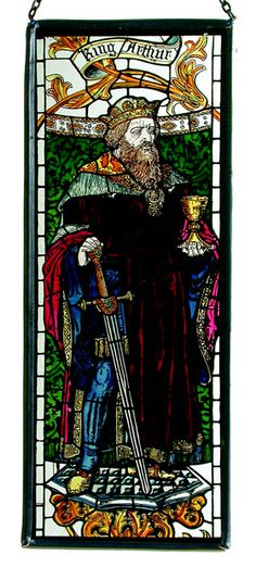 KING ARTHUR PANEL.  legendary British leader of the late 5th and early 6th centuries, who, according to medieval histories and romances, led the defence of Britain against Saxon invaders in the early 6th century. The details of Arthur's story are mainly composed of folklore and literary invention, and his historical existence is debated and disputed by modern historians.