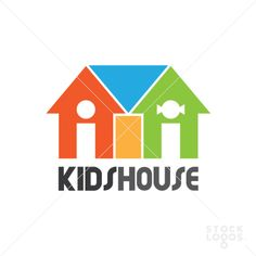 A very perfect logo for kids house!